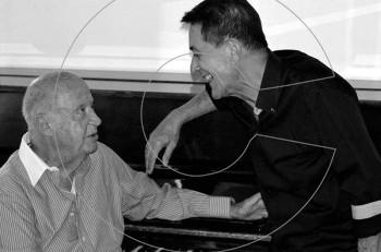 Στιγμές: Μίμης Πλέσσας & Δάκης στο Radio City Theater Music Hall