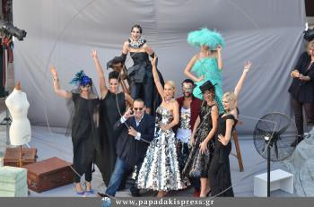 15 χρόνια Βασίλης Ζούλιας: Νέα κολεξιόν στην Athens Xclusive Designers Week