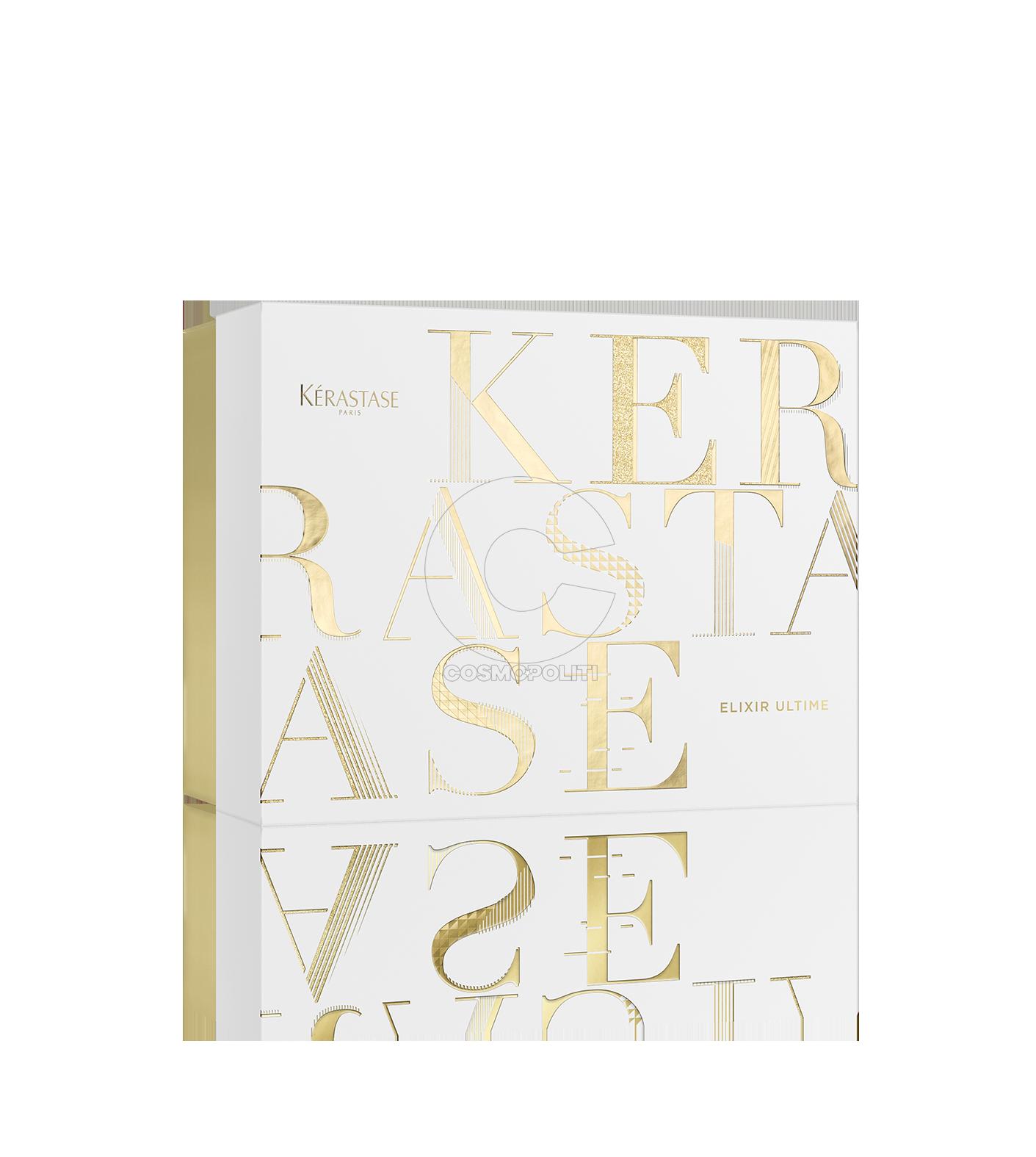 Kérastase 18 - NOEL - Elixir ultime Masque Coffret 3-4 (BD)