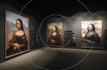 """Leonardo Da Vinci – 500 Years of Genius"" στην Αθήνα: συνέντευξη τύπου για την έκθεση-σταθμό"