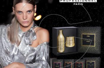 Χαρίστε μοναδικά δώρα στους αγαπημένους σας από τη L'Oréal Professionnel