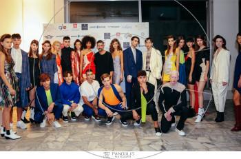 Ο Sotiris Georgiou ενθουσίασε με τη SS '19 συλλογή του «Oblique» @ΑΧDW