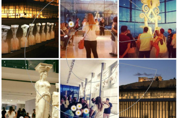 Tα μυστικά των Καρυάτιδων – Βραδινή ξενάγηση στο Nέο Μουσείο της Ακρόπολης
