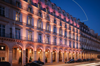 Le Meurice – Dorchester Collection: Ένα ξενοδοχείο-κόσμημα στο κέντρο του Παρισιού