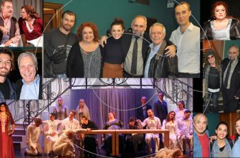 """Πρεμιέρα για την """"Λωξάντρα"""" σε σκηνοθεσία Σωτήρη Χατζάκη στο θέατρο Βεάκη"""