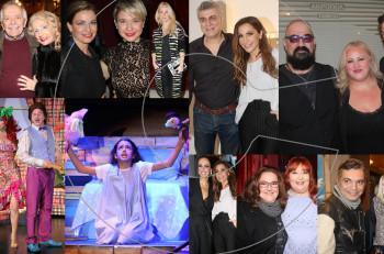 """Λαμπερή επίσημη πρεμιέρα για το μιούζικαλ """"Μatilda"""" στο θέατρο Ακροπόλ"""