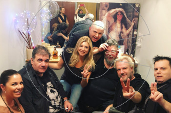 Σταμάτης Κραουνάκης + Σπείρα:  Φίλα με… μια βραδιά παρέα στις Γραμμές