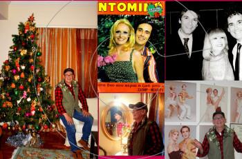 Ο Τάκης Σαγιώρ και η πολυτάραχη ζωή του με φόντο το Χριστουγεννιάτικο σπίτι του