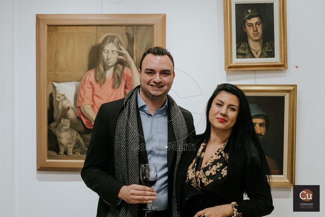 Χρήστος Κοκκινάκης Νάνσυ Υφαντίδου