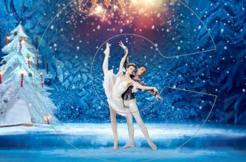 Καρυοθραύστης: Ζήστε τη μαγεία του κλασικού μπαλέτου με ζωντανή ορχήστρα