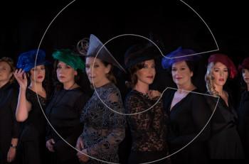8 γυναίκες κατηγορούνται: από τις 20 Δεκεμβρίου στο θέατρο Αργώ
