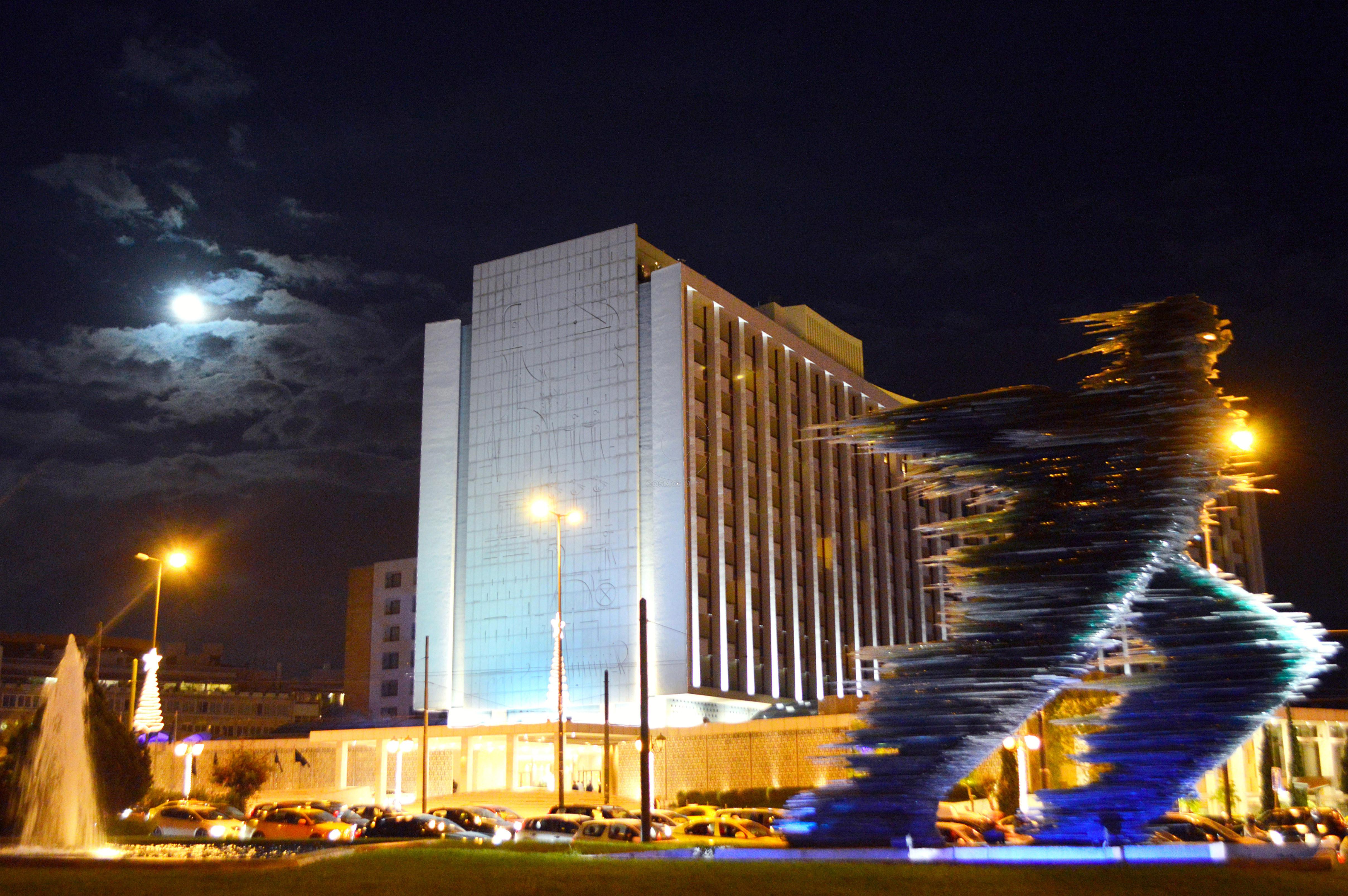 Hilton_Athens_Exterior