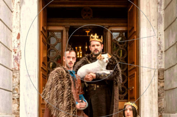 """""""Μια ζωή στο θέατρο"""" στη Β' Σκηνή του Θεάτρου Οδού Κεφαλληνίας"""
