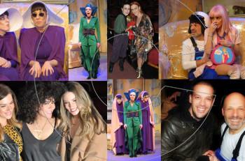 Νίκος Μουτσινάς – Μαρία Σολωμού, Αινχόνχεν και… Βερβερίτσα: επεισοδιακή πρεμιέρα με απρόοπτα και παραλήρημα γέλιου στο θέατρο Βρετάνια