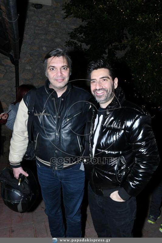 Άλκης Κούρκουλος - Ανδρέας Κωνσταντινίδης