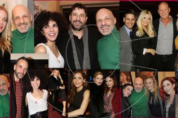 """Λαμπερή επίσημη πρεμιέρα για την """"Βερβερίτσα"""" στο θέατρο Βρετάνια"""