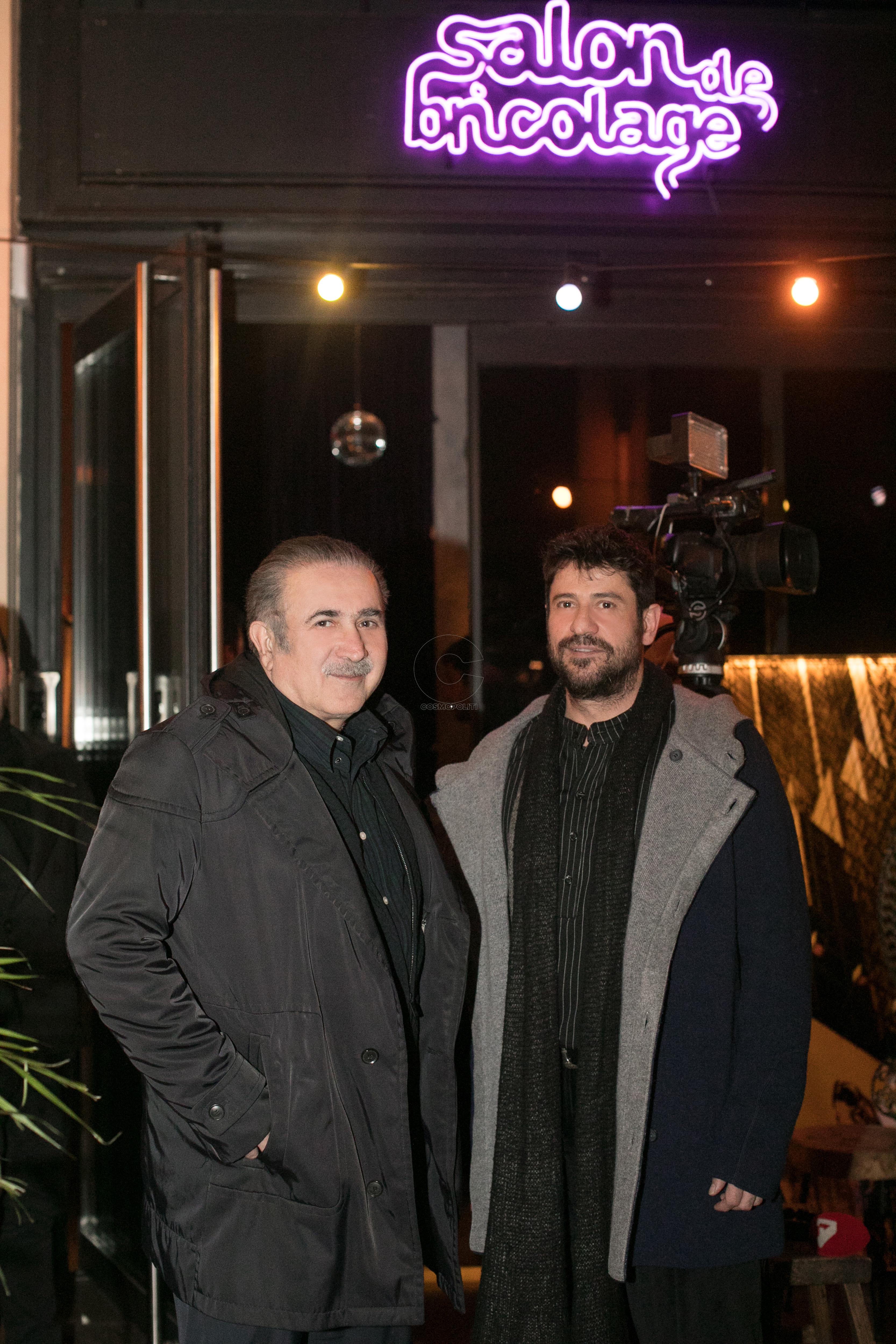 Λάκης Λαζόπουλος, Αλέξης Γεωργούλης