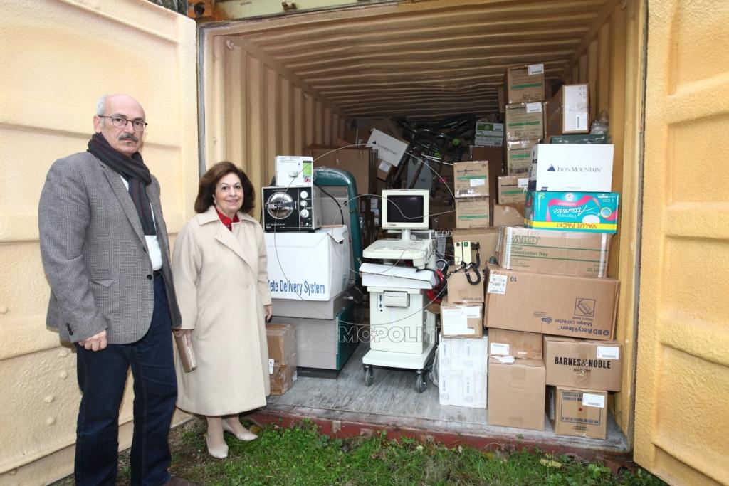Η Πριγκίπισσα Αικατερίνη μέσω της συνεργασίας της με το Project C.U.R.E.  www.projectcure.org και η σπουδαία αρωγή του Lifeline Hellas  www.lifelinegr.org και ... a3d54c63d93