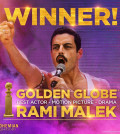 Bohemian Rhapsody - Best Actor - Rami Malek