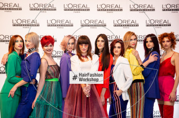 Hair Fashion Workshops 2019 από τη L'Oréal Professionnel