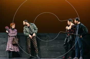 Romeo + Ιουλιέτα: με παραμάνα την Χρύσα Ρώπα σε σκηνοθεσία Λευτέρη Γιοβανίδη