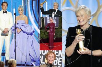 Χρυσές Σφαίρες 2019: όλα τα βραβεία!