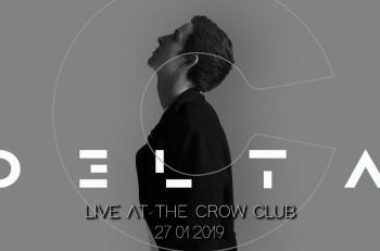 Ο D3LTA έρχεται για μία ξεχωριστή live εμφάνιση στην Αθήνα