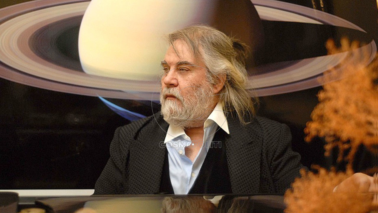 """""""Music is science more than art, and it is the main code of the universe,"""" Vangelis says."""