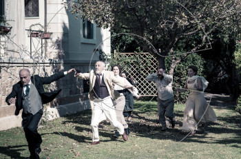 Θείος Βάνια: στη Θεσσαλονίκη στο θέατρο Αριστοτέλειον