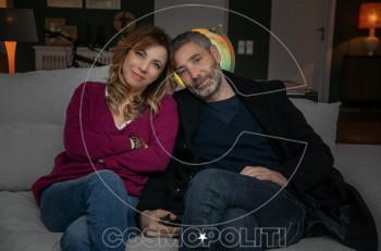 Σ' αγαπώ-Μ' αγαπάς: Η Δήμητρα Παπαδοπούλου και ο Θοδωρής Αθερίδης στο πρώτο, νέο, διπλό web επεισόδιο