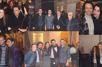 "Eπίσημη πρεμιέρα για τη ""Γίδα ή Ποια είναι η Σύλβια;"" στο θέατρο Θησείον"