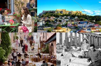 Περίπατος στην Πλάκα… γεμάτος ιστορίες αγάπης κάτω από τη σκιά της Ακρόπολης
