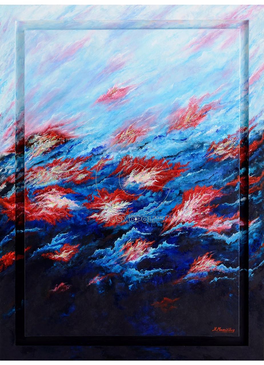 Niki Michailidou, Ames dans la mer