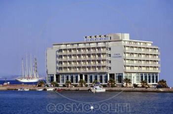 Ολοκλήρωση εργασιών ανακαίνισης του ξενοδοχείου Chios Chandris