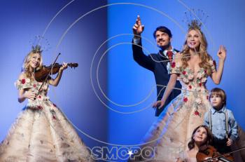 """Στη Θεσσαλονίκη """"Το Γαλάζιο Πουλί"""" με την Σμαράγδα Καρύδη και τον Νίκο Κουρή"""