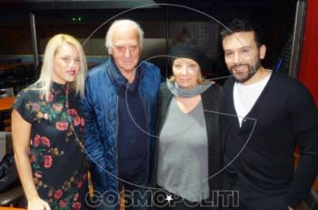 """Γιώργος Χατζηνάσιος & Αλέκα Κανελλίδου: μπήκαμε στις πρόβες λίγο πριν την πρεμιέρα στις """"Γραμμές"""""""