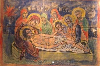 Έκθεση «Broken History – Σπασμένη Ιστορία» του ζωγράφου Παύλου Σάμιου