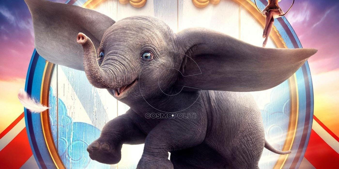 Dumbo-2019-poster