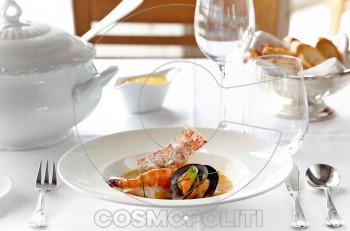 Ξενοδοχείο Μεγάλη Βρεταννία: νέες γευστικές προτάσεις