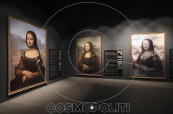"Mέχρι 31 Μαρτίου η μεγαλειώδης έκθεση ""Leonardo Da Vinci – 500 Years of Genius"" στο Γκάζι"