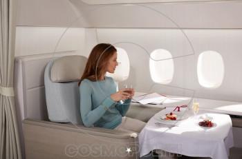 Η Air France βραβεύεται για τη λίστα κρασιού και σαμπάνιας