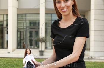 Δείτε την πρώτη Ελληνίδα Barbie Role Model