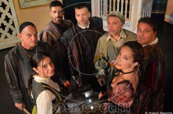 O έμπορος της Βενετίας: τελευταίες παραστάσεις