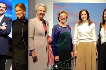 Πρίγκιπας Νικόλαος: Έκθεση φωτογραφίας 'Celestial Choreography' στη Δανία