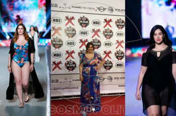 Parabita: το πρώτο και μοναδικό plus size fashion brand στα ΜadWalk 2019