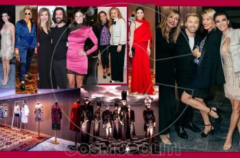 "Eγκαίνια της έκθεσης ""Haute Couture Collection"" από την CREAID"