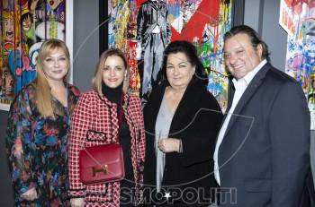 Art Power: εγκαίνια στην γκαλερί Kapopoulos Fine Arts στη Θεσσαλονίκη