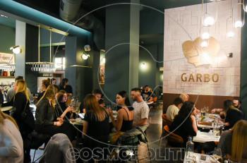 Αγιορείτικη κουζίνα στο  Garbo Bar-Restaurant