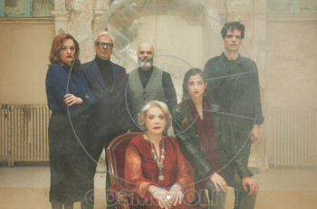 """""""Μελίσσια"""" με την Μπέτυ Αρβανίτη στο Εθνικό Θέατρο"""