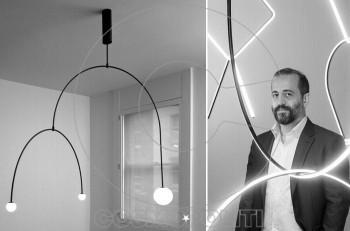 Μιχάλης Αναστασιάδης: ο άρχοντας των φωτιστικών